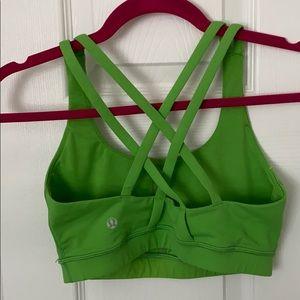 COPY - lululemon strappy sports bra